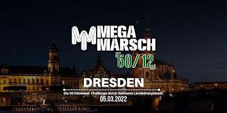 Megamarsch 50/12 Dresden 2022 tickets
