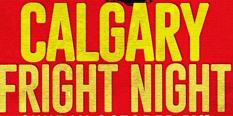 CALGARY FRIGHT NIGHT 2021 | SUN OCT 31 | OFFICIAL MEGA PARTY! tickets