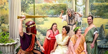 Dionysia: Three Greek Myths tickets