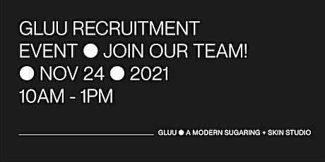 GLUU Recruitment Event - Morning Session tickets