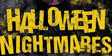 CALGARY HALLOWEEN NIGHTMARES 2021 | SUN OCT 31 | OFFICIAL MEGA PARTY! tickets