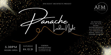 Panache: Ladies Night tickets