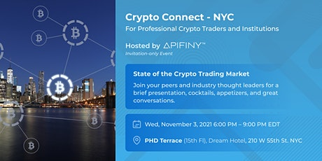 Crypto Connect  NYC — 11/3/21 tickets