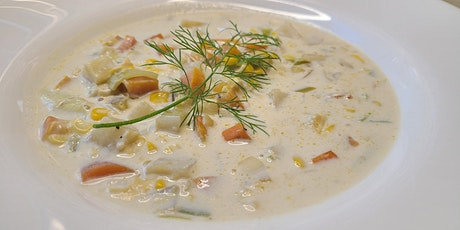 Fall Soups Cooking Class tickets