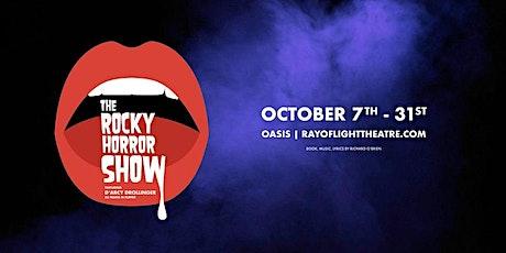One Extra Night! The Rocky Horror Show! Wednesday 10/27! tickets