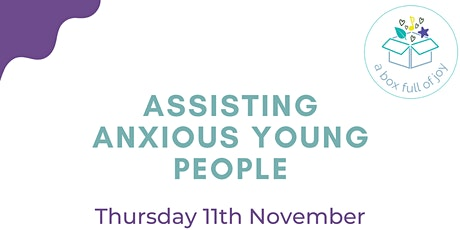 Assisting Anxious Young People tickets