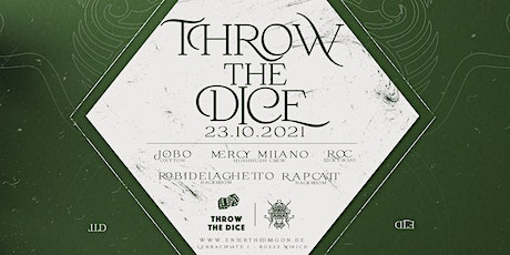 ThrowtheDice Party at Enter the Dragon! Saturday Night HipHop Special tickets