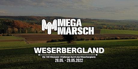 Megamarsch Weserbergland 2022 billets