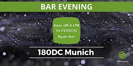 180DC Munich Bar Evening Tickets