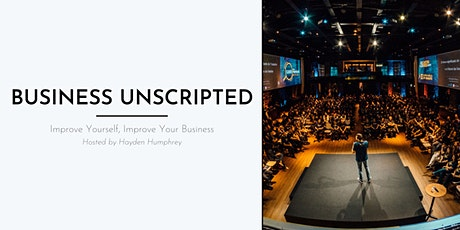 Business Unscripted tickets