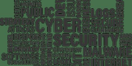 Webinar: Cybersecurity tickets