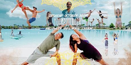 YogaPOOLooza: Halloween Celebration at the Lagoon tickets
