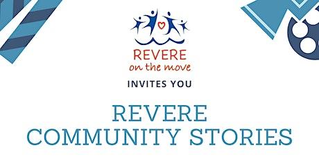 Revere Community Stories tickets