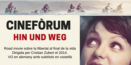 """Projecció de """"HIN UND WEG"""" - En col.laboració amb DMD Catalunya entradas"""