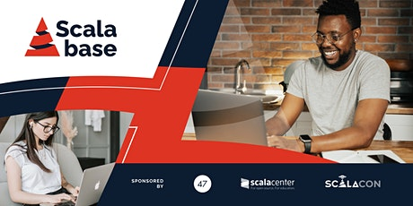 Scalabase - events for early career Scala developers tickets