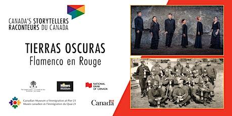 Canada's Storytellers: Tierras oscuras tickets