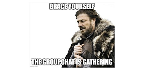 The Groupchat Autumn Gathering tickets