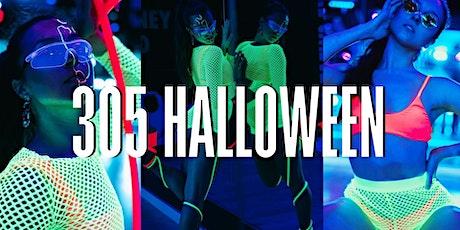 305 Fitness DC Halloween Bash tickets