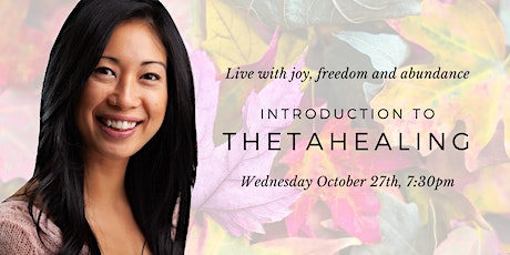Online Introduction to ThetaHealing - Oct 27 tickets