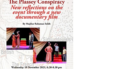 Plassey Conspiracy- Reflections on the event (a new documentary) tickets