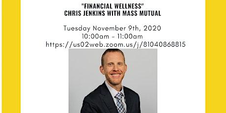 Financial Wellness Overview tickets