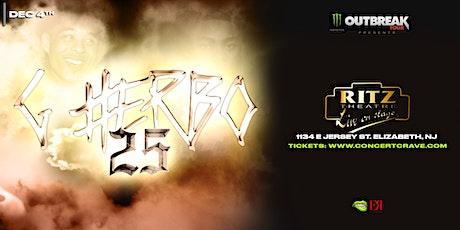 "G HERBO ""25 Album Tour"" - Elizabeth, NJ tickets"