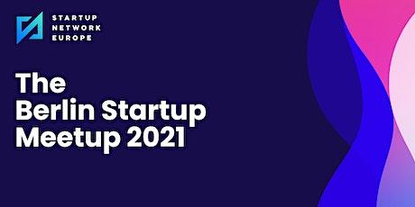 The Berlin Startup Meetup 2021 Tickets