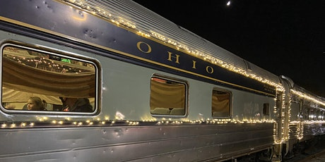 The Reindeer Railway: Evening Train Rides & Holiday Lights tickets