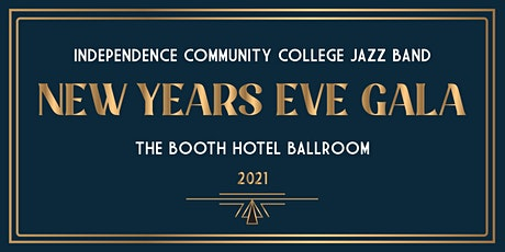 ICC Jazz Band - New Year's Eve Gala tickets