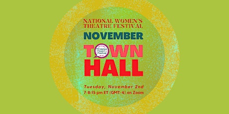 November Town Hall with NWTF tickets