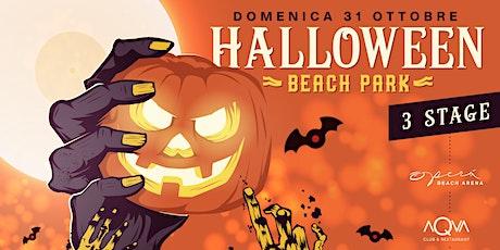 HALLOWEEN BEACH PARK / Opera stage / Nightsounds Four biglietti