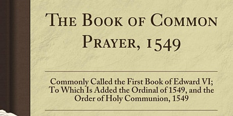 1549 Book of Common Prayer Liturgy with Long-Table Lunch tickets