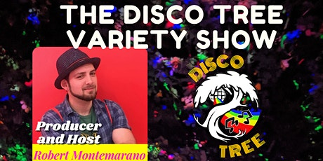 The Disco Tree Variety Show at The Leif Bar tickets