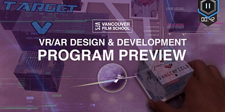 VFS VR/AR Design & Development Program Preview tickets