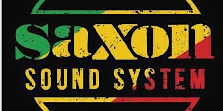 DJ Nights: Saxon Sound tickets