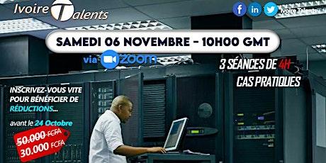 Formation - Les fondements d'internet : IP et ICMP - Samedi 06 Nov. 10h gmt billets