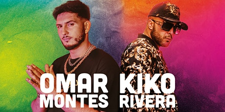 Omar Montes & Kiko Rivera entradas