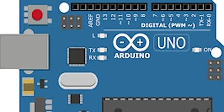Let's Talk Arduino tickets
