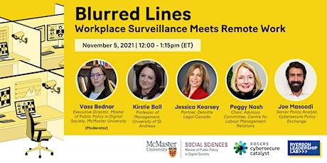 Workplace Surveillance Meets Remote Work tickets