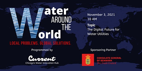 The Digital Future for Water Utilities tickets