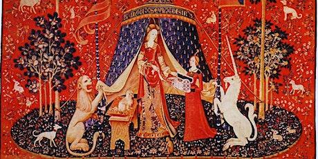 La dame à la licorne et l'alchimie des sens billets