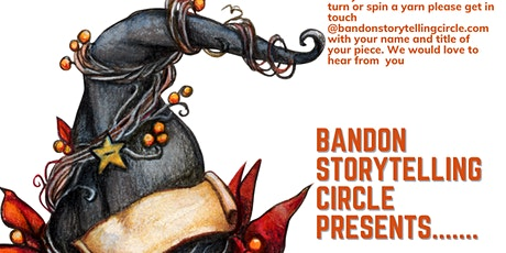 Samhain Storytelling - Bandon Storytelling Circle presents.... tickets