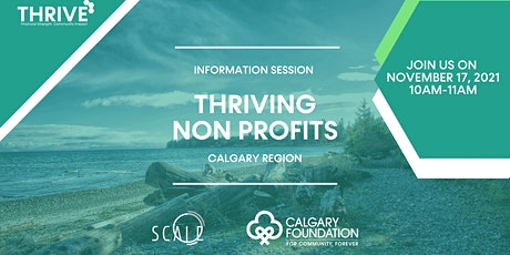 Thriving Non Profits Community Information Session tickets