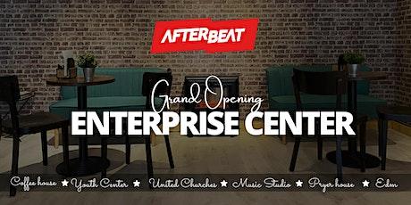 Opening Afterbeat Enterprise - Avondprogramma tickets