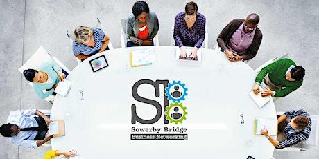 Sowerby Bridge Business Network - October 2021 tickets