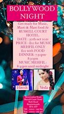 Diwali Weekend Package tickets