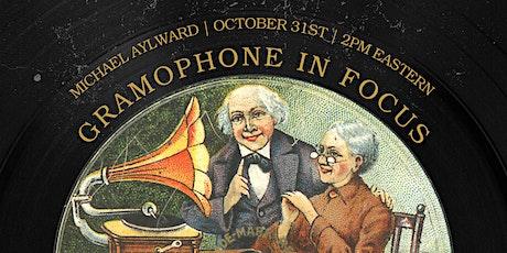 Michael Aylward - Gramophone In Focus tickets