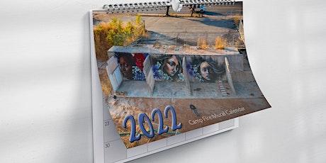 2022  Camp Fire Mural calendar signing at Paradise Art Center: November 6 tickets