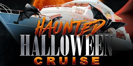 Haunted Halloween Night Cruise on Thursday, October 28th tickets