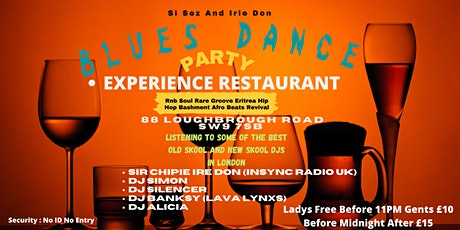 The Blues Dance Party (Last Of The Summer Wine) tickets